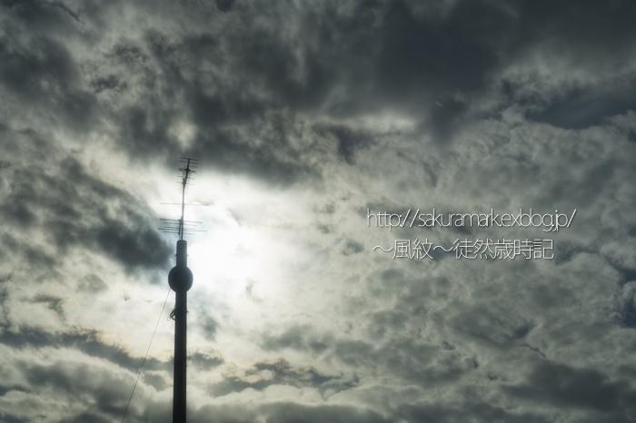 冬空、雲間から射す光。 (写真部門)_f0235723_20595673.jpg