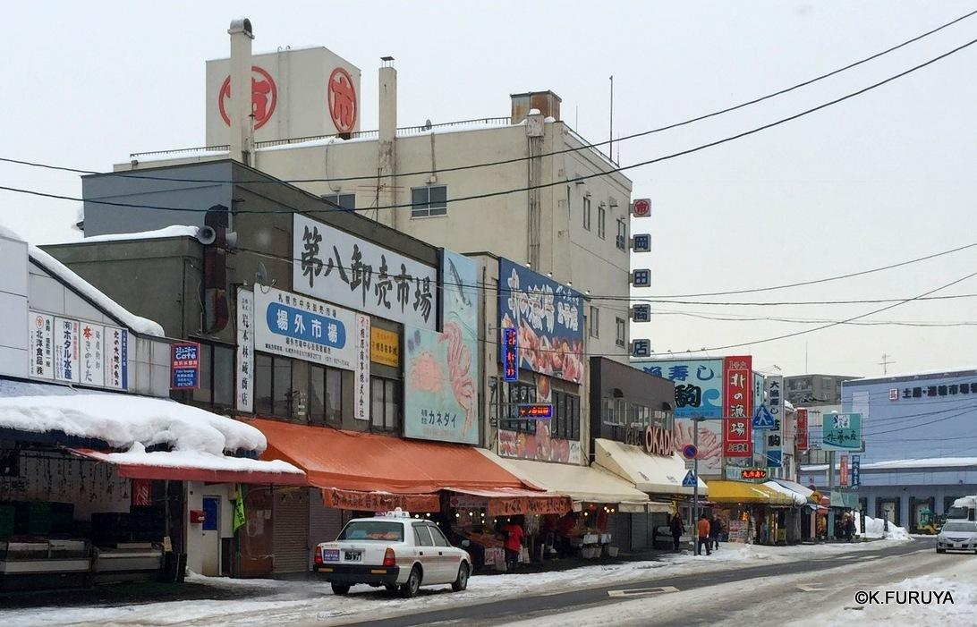 雪の北海道 2  小樽へ_a0092659_17184089.jpg