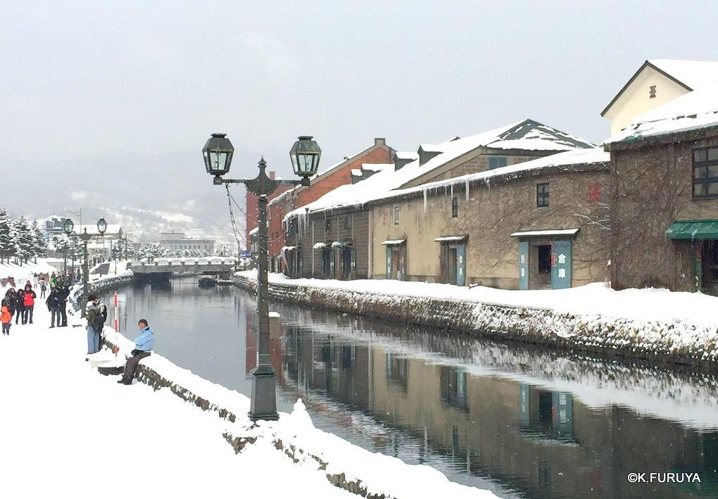 雪の北海道 2  小樽へ_a0092659_21091897.jpg