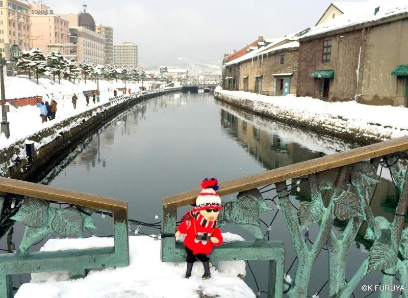 雪の北海道 2  小樽へ_a0092659_21261735.jpg
