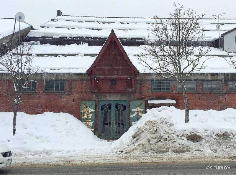雪の北海道 2  小樽へ_a0092659_21384505.jpg