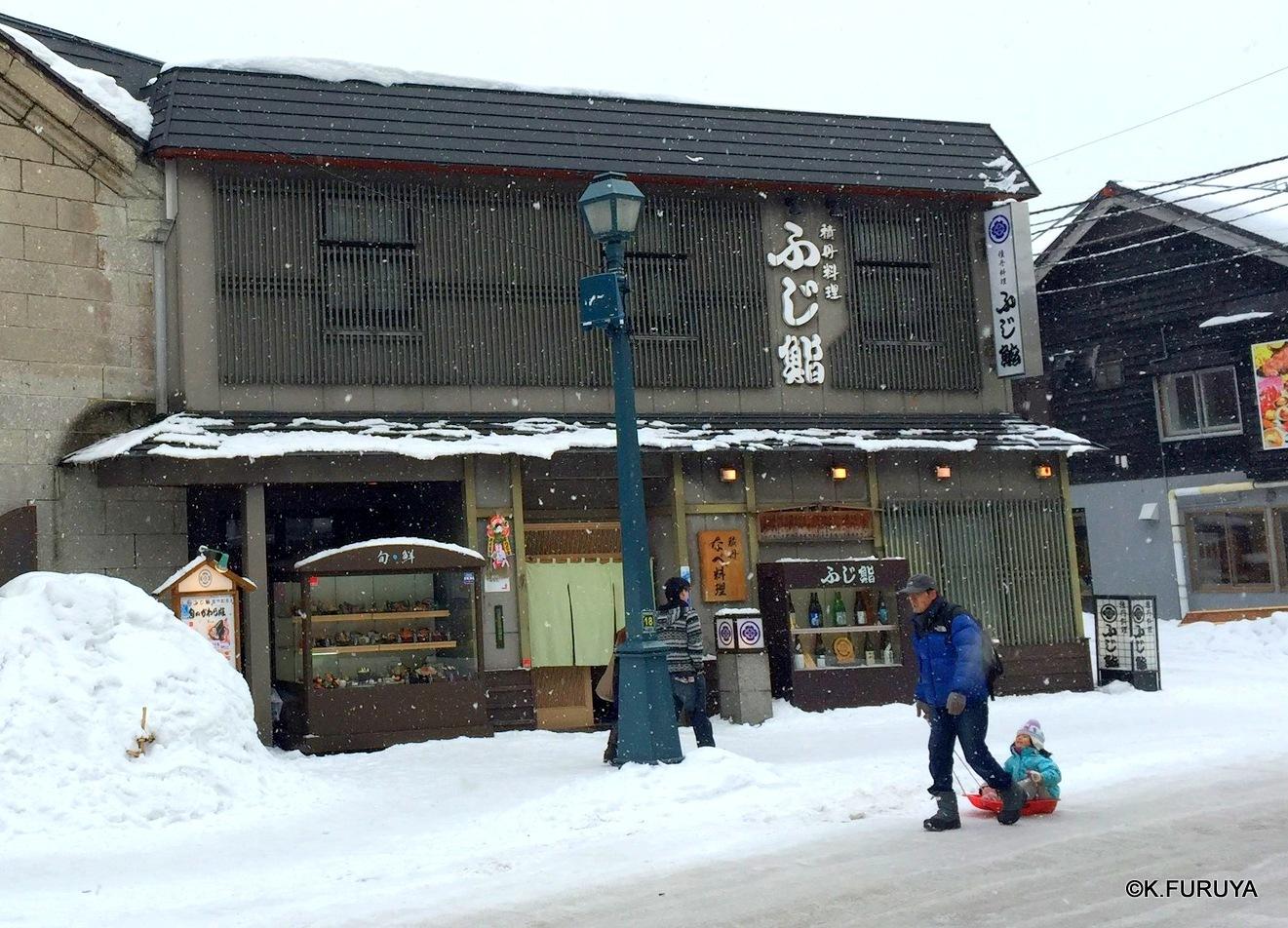 雪の北海道 2  小樽へ_a0092659_21522420.jpg