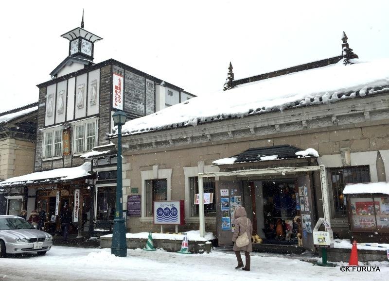 雪の北海道 2  小樽へ_a0092659_21525561.jpg