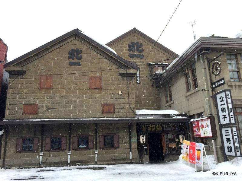 雪の北海道 2  小樽へ_a0092659_21531898.jpg