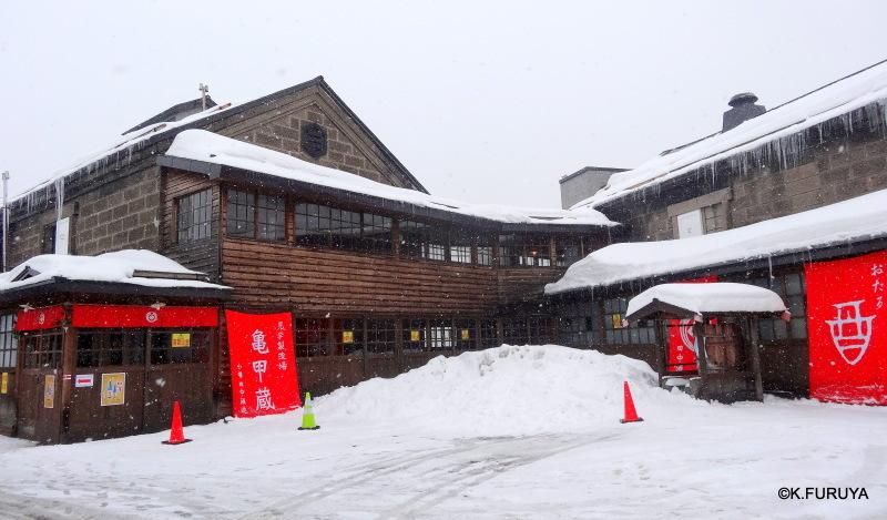 雪の北海道 2  小樽へ_a0092659_22150556.jpg