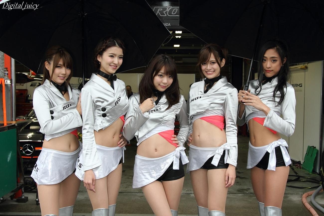八重樫あやな さん、楠世里菜 さん、仙堂里奈 さん、西原早希 さん、会川真央 さん(R\'Qs RACING GIRLS)_c0216181_21535219.jpg