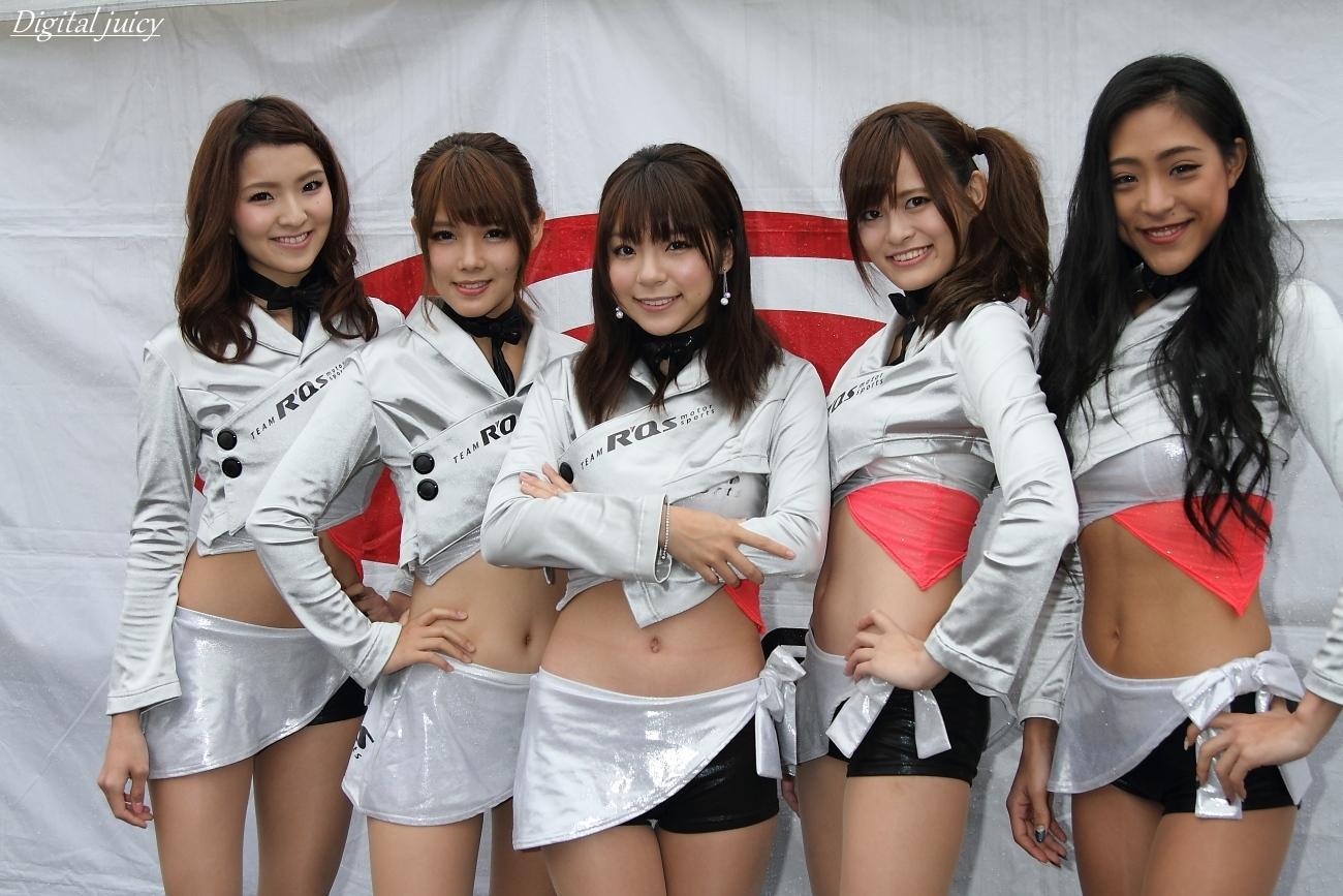 八重樫あやな さん、楠世里菜 さん、仙堂里奈 さん、西原早希 さん、会川真央 さん(R\'Qs RACING GIRLS)_c0216181_21535408.jpg