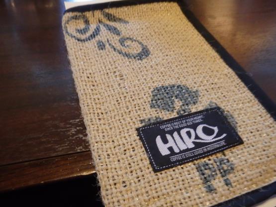 HIROコーヒー      伊丹いながわ店_c0118393_1242778.jpg