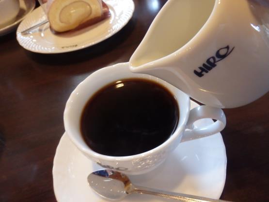 HIROコーヒー      伊丹いながわ店_c0118393_127749.jpg