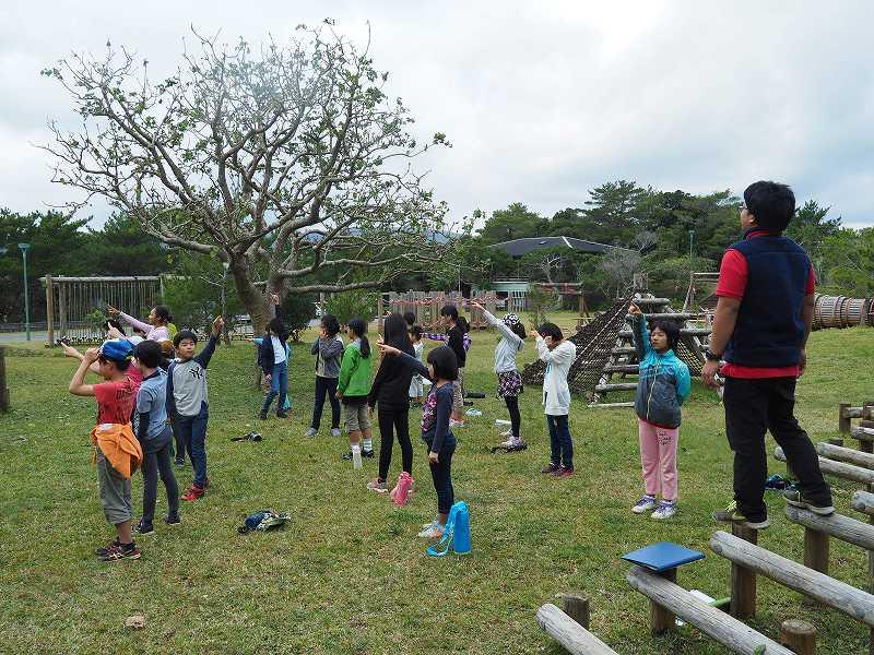 第10回沖縄県子ども環境サミット 子どもエコキャンプ_f0121321_16215679.jpg