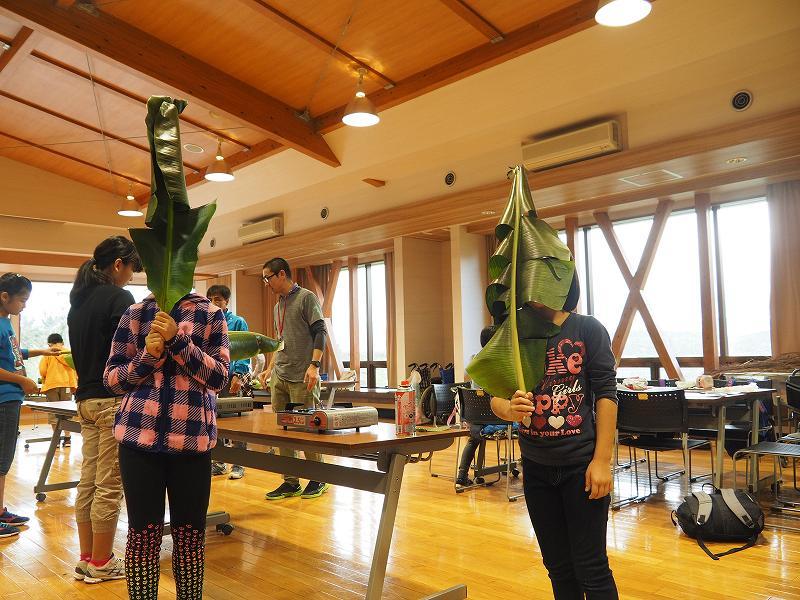 第10回沖縄県子ども環境サミット 子どもエコキャンプ_f0121321_16225632.jpg