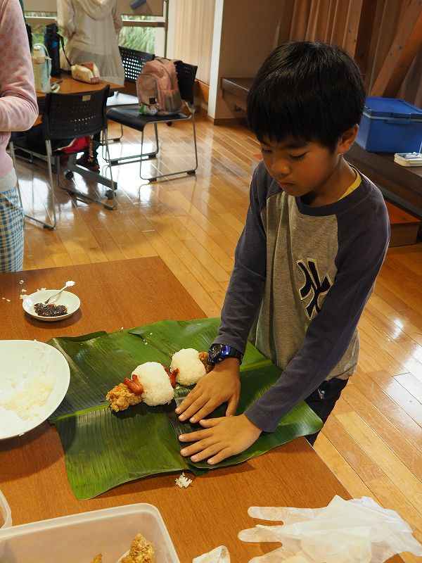 第10回沖縄県子ども環境サミット 子どもエコキャンプ_f0121321_16242138.jpg