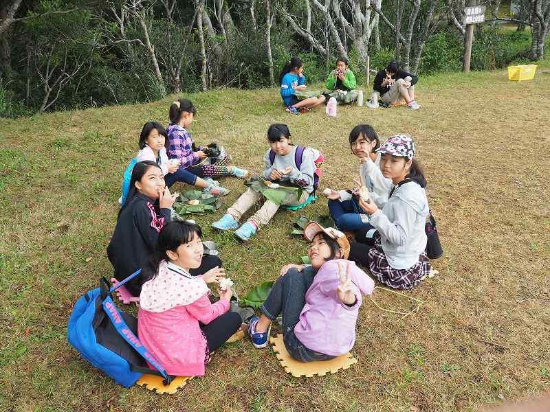 第10回沖縄県子ども環境サミット 子どもエコキャンプ_f0121321_16243248.jpg