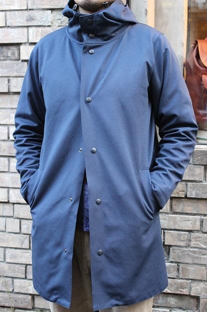 """Jackman ジャージーの極み\""""Jersey Coat\"""" ご紹介 _f0191324_08225170.jpg"""