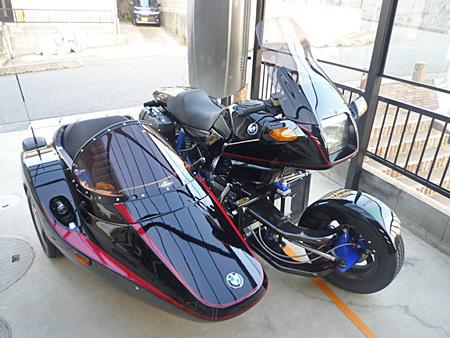 【オーナー様からの写真 その1 / BMW K100RS + NKオート ロードセイラーⅢ】_e0218639_17520135.jpg