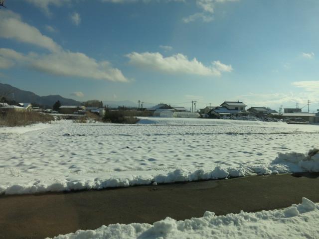 ようやく冬らしい景色に♪_f0236260_01442107.jpg