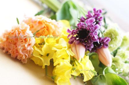 お花の定期便_f0215262_21330973.jpg