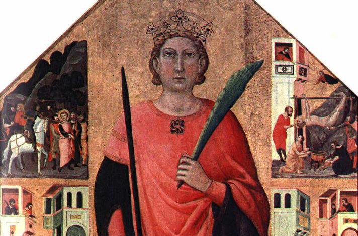 フィレンツェ最初の殉教者ミニアート_a0136671_1333227.jpg