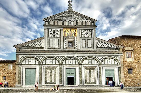 フィレンツェ最初の殉教者ミニアート_a0136671_1441350.jpg
