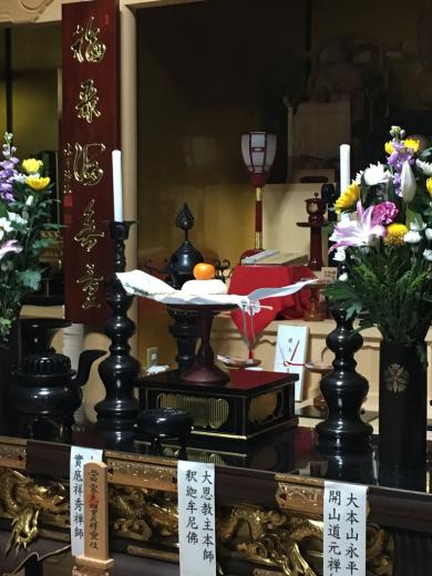 初詣り  1月16日   円成しました。_a0274383_21322510.jpg