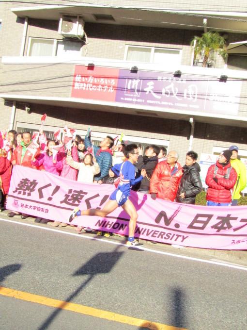 第93回箱根駅伝 復路_c0369492_23195266.jpg
