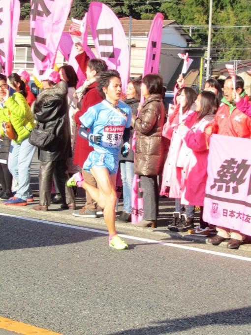 第93回箱根駅伝 復路_c0369492_23401353.jpg