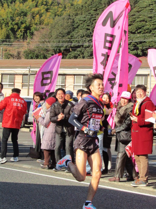 第93回箱根駅伝 復路_c0369492_23470701.jpg