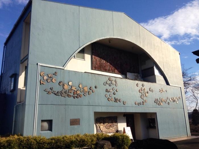 原爆の図丸木美術館_c0100195_15271207.jpg