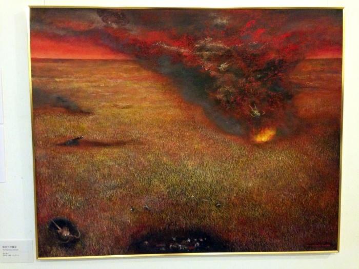 原爆の図丸木美術館_c0100195_15313863.jpg