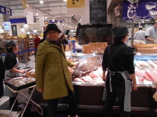 暮れの福岡、魚は正月仕様…_a0095931_12080220.jpg