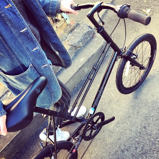BRUNO 2017 『MIXTE FIAT』ブルーノ ミニベロ ミキスト おしゃれ自転車 自転車女子 自転車ガール_b0212032_21121592.jpg