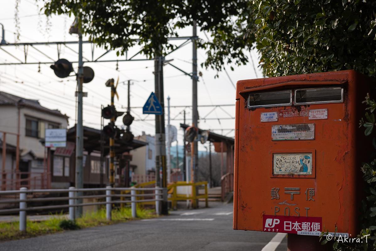 嵐電 北野線 -1- (北野白梅町 → 等持院)_f0152550_21462893.jpg
