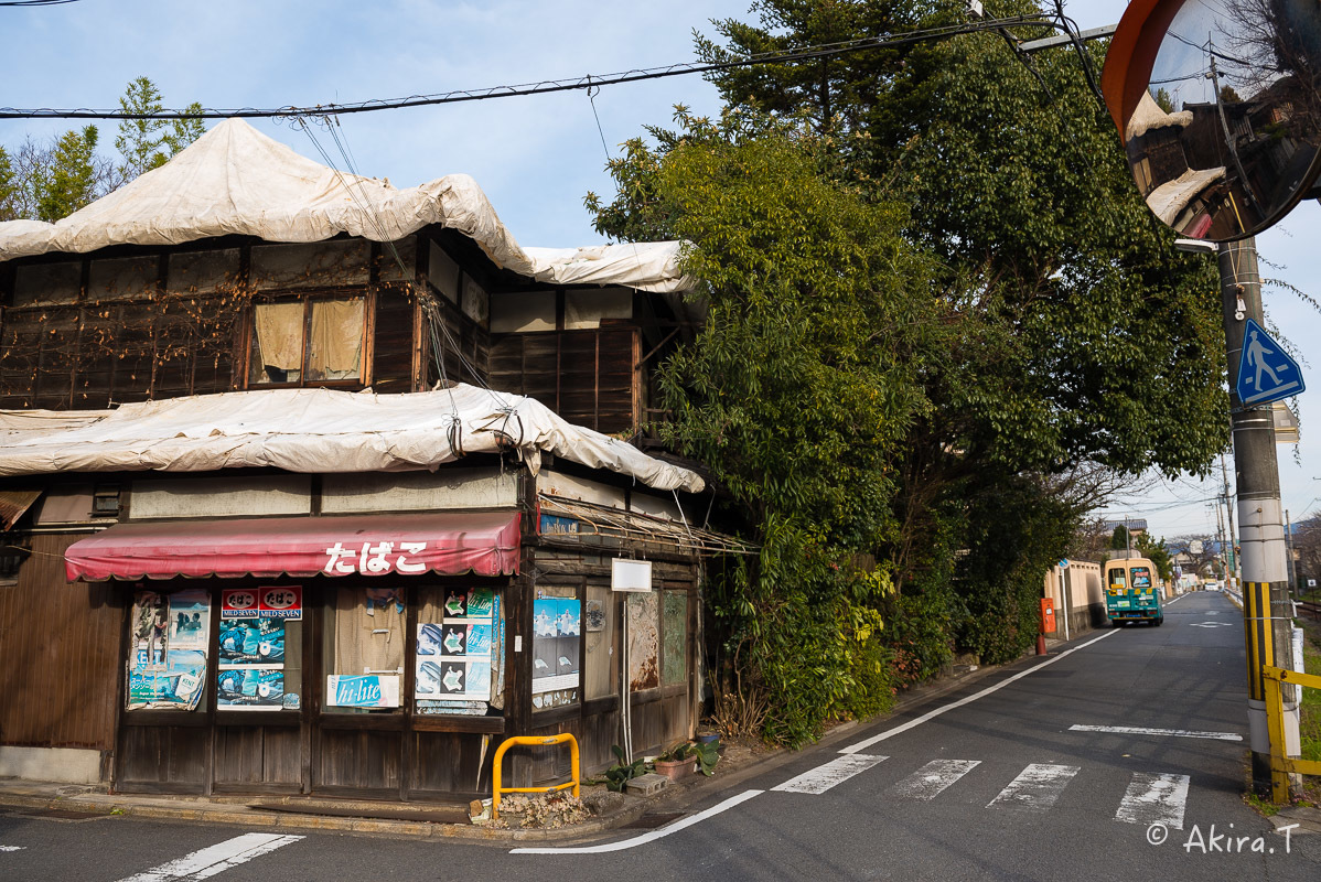 嵐電 北野線 -1- (北野白梅町 → 等持院)_f0152550_21464377.jpg