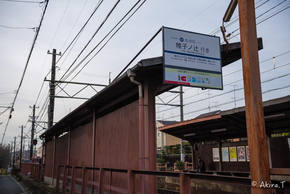 嵐電 北野線 -1- (北野白梅町 → 等持院)_f0152550_21483313.jpg