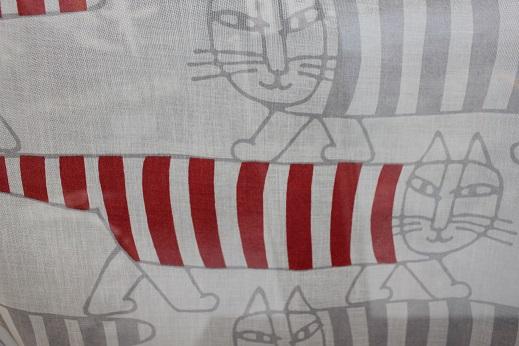 LISA LARSONカーテンサンプル_e0133255_19124326.jpg