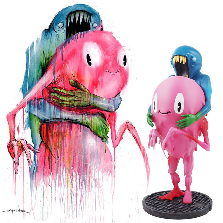 Backpack by Alex Pardee_e0118156_11174196.jpg