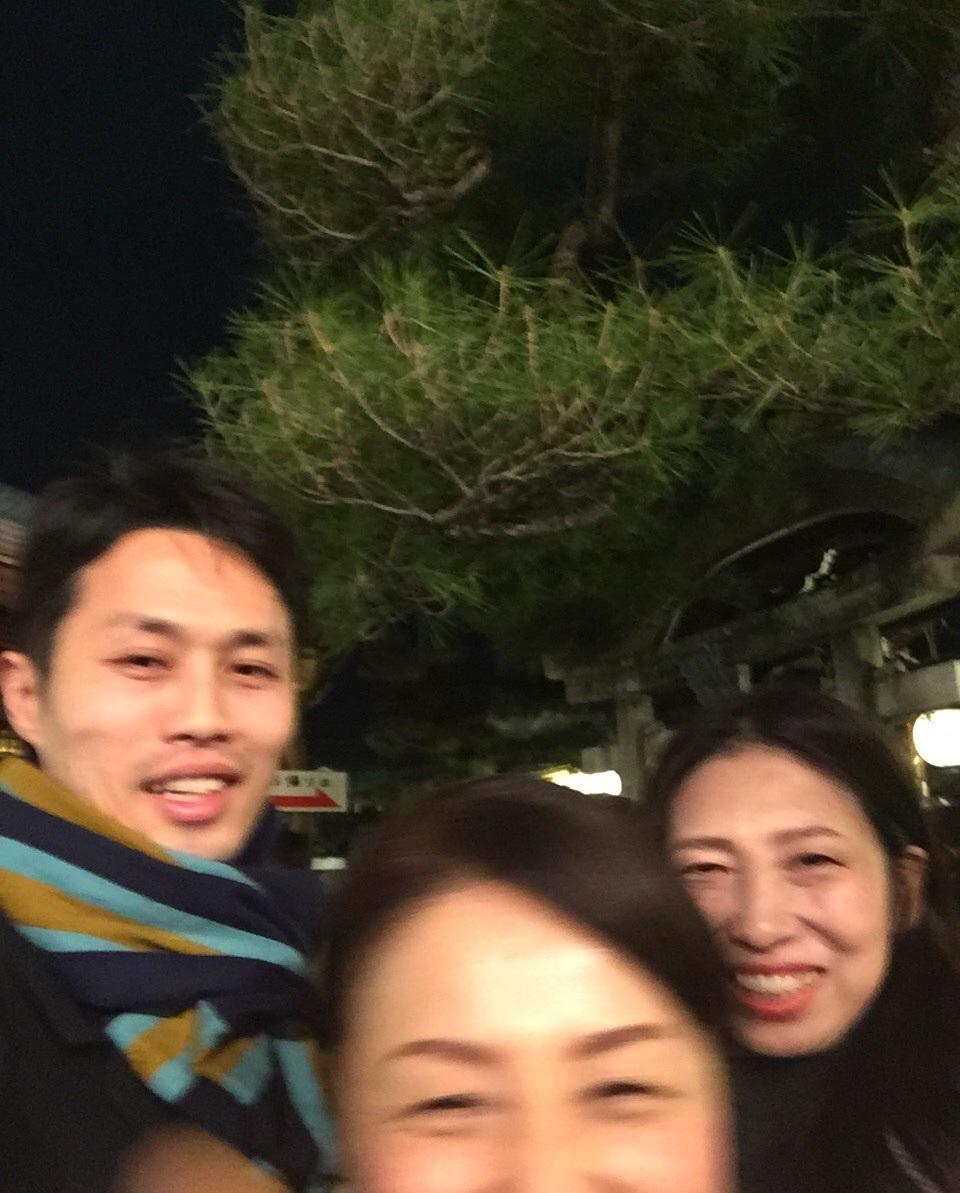 えべっさんと自撮り_b0341759_11321863.jpg