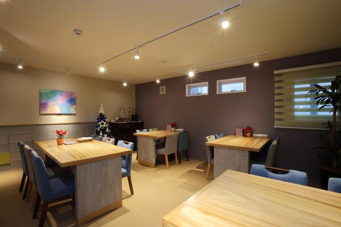 続 Sante café まる さん(福岡市早良区) _f0171785_1510833.jpg