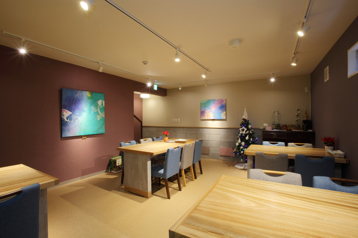 続 Sante café まる さん(福岡市早良区) _f0171785_15122561.jpg