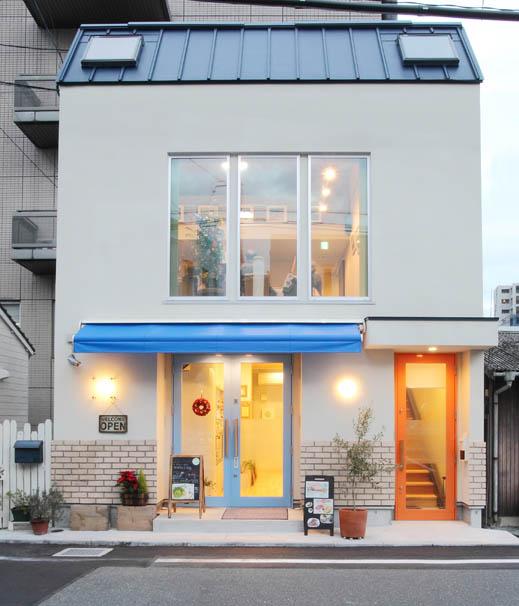 続 Sante café まる さん(福岡市早良区) _f0171785_1515038.jpg