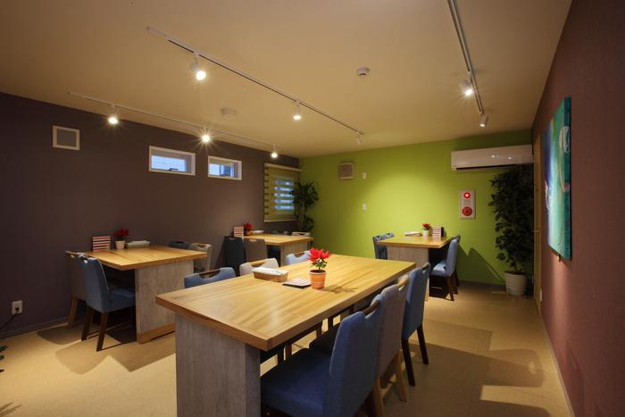 続 Sante café まる さん(福岡市早良区) _f0171785_1572848.jpg