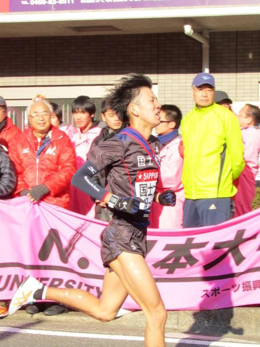 第93回箱根駅伝 復路_c0369492_00255738.jpg