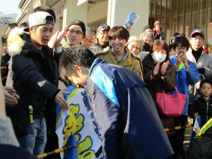 第93回箱根駅伝 復路_c0369492_00375960.jpg