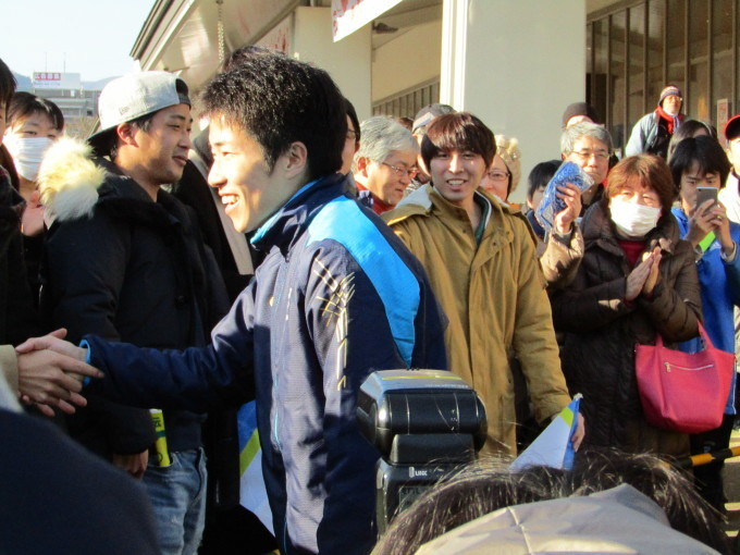 第93回箱根駅伝 復路_c0369492_00385119.jpg