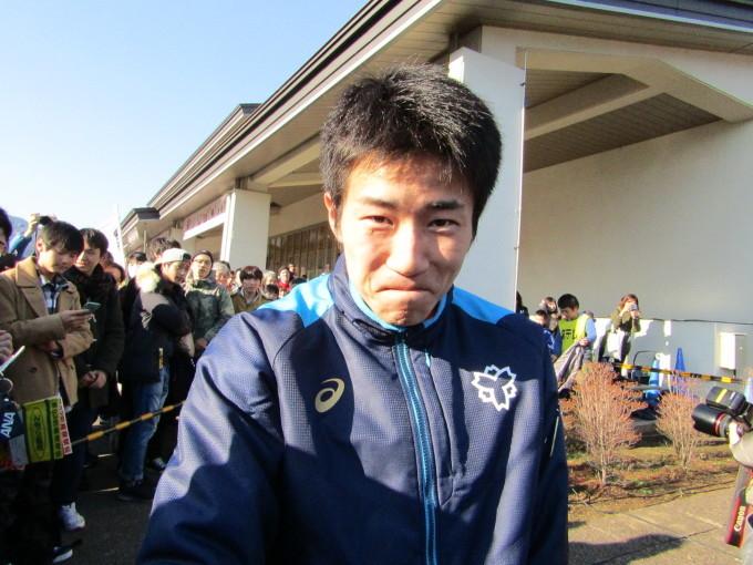 第93回箱根駅伝 復路_c0369492_00402739.jpg