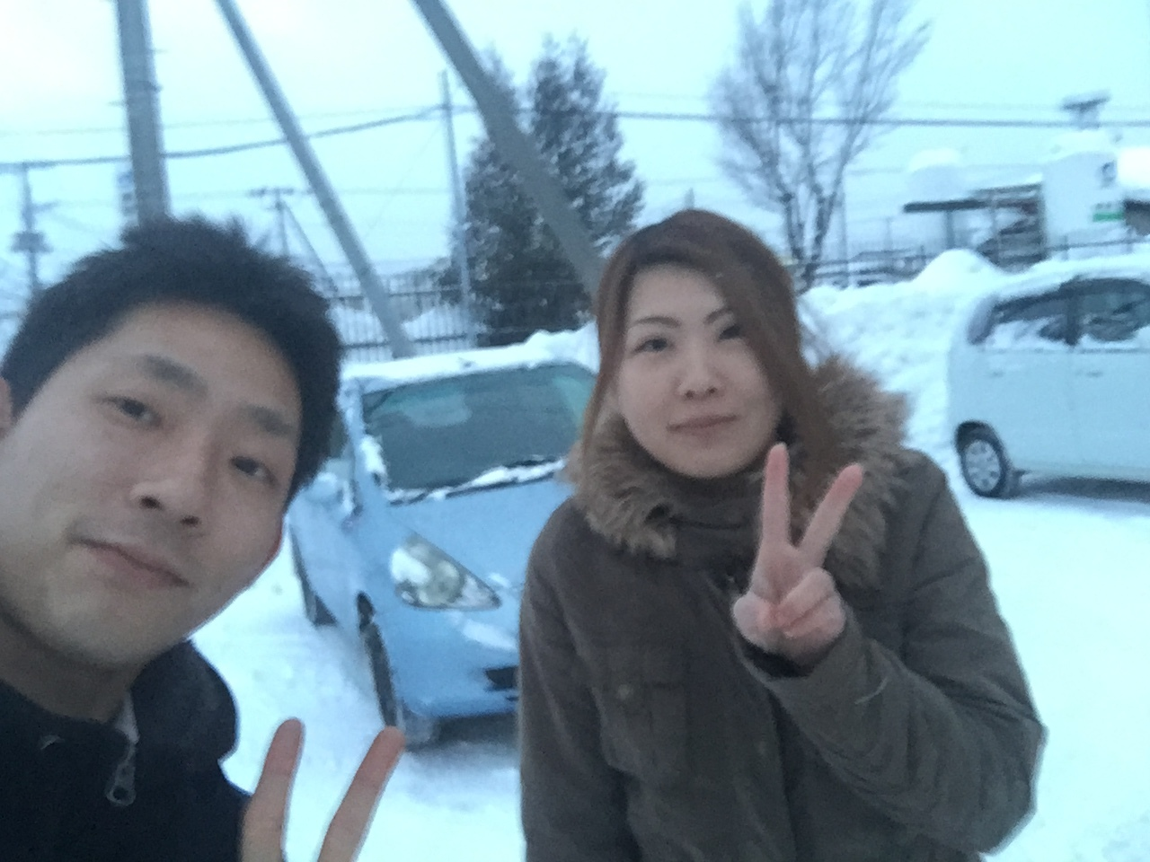 1月12日(木)☆TOMMYアウトレット☆ヴォクシーT様ご成約(*´∀`)b あゆブログ♪自社ローン_b0127002_18103473.jpg