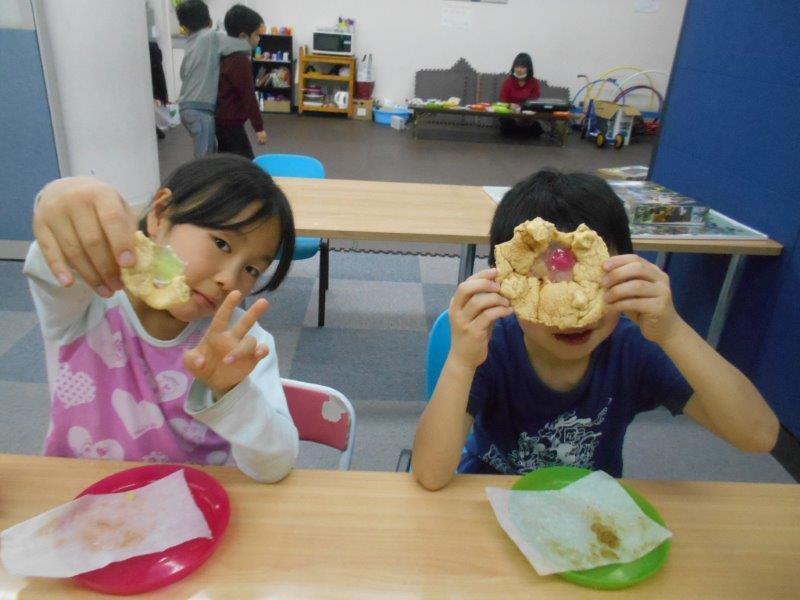 1月11日 Snack cooking_c0315908_12573767.jpg