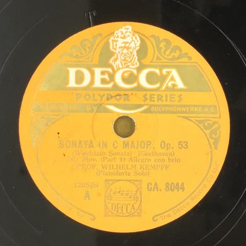 1月 新着レコードのご紹介  ケンプのヴァルトシュタイン_a0047010_12213079.jpg