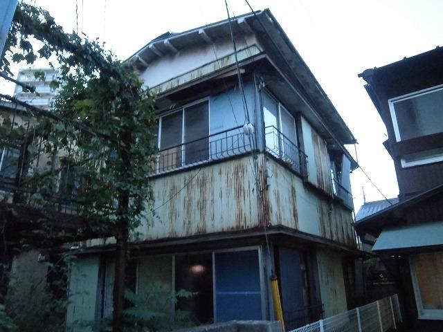 38年前の学生時代に住んでいたアパートが無くなっていた クリスマスの市川市_f0141310_86374.jpg