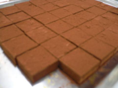 生チョコミルク♪_c0197734_1053111.jpg